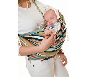 A vendre   Porte-bébé Premaxx neuf, modèle à rayures 144ec9493e0