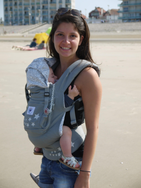 c707536839e Test produit   Le porte-bébé ERGObaby - Doudou   Stiletto