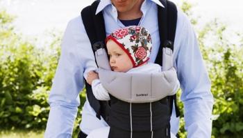 d7546d568ac Test produit   le porte bébé Comfort Carrier de Babybjörn